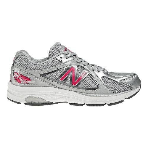 Womens New Balance 847 Walking Shoe - Komen Pink 8