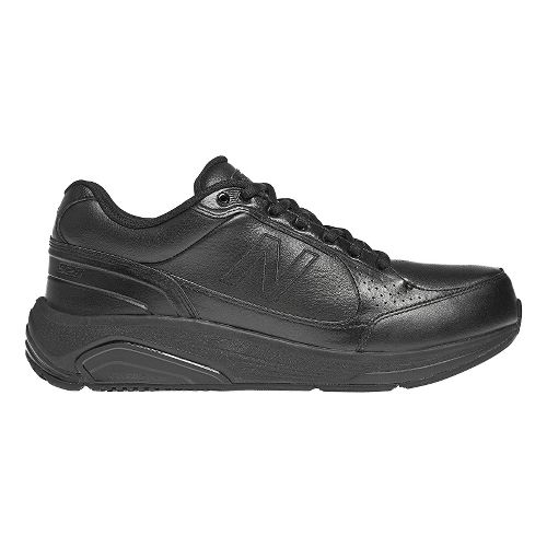 Womens New Balance 928 Walking Shoe - Black 6