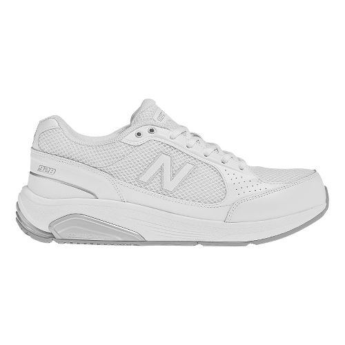 Mens New Balance 928 Walking Shoe - Mesh White 12