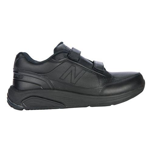 Mens New Balance 928 Walking Shoe - Strap Black 8.5