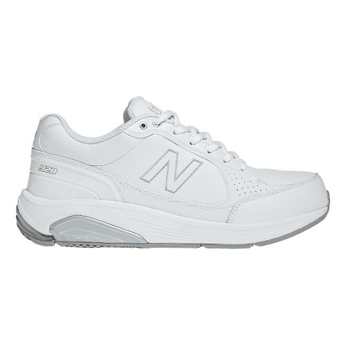 Mens New Balance 928 Walking Shoe - White 7.5