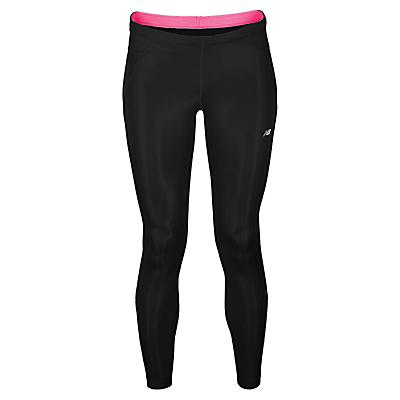 Womens New Balance Go to Fitted Tights