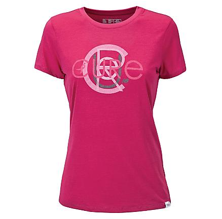 Womens New Balance Cure Tee Short Sleeve Technical Tops