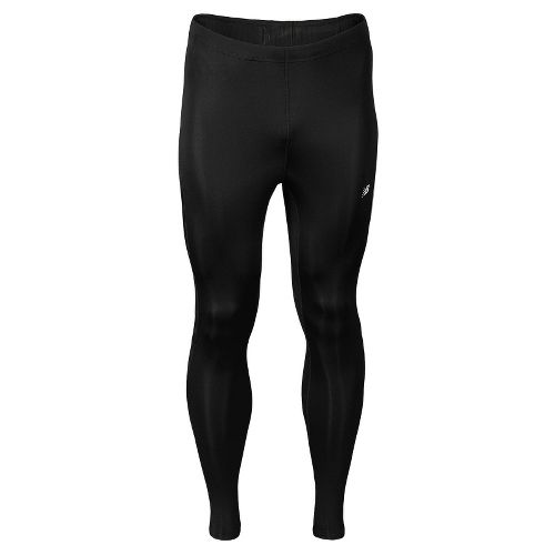 Mens New Balance Go 2 Fitted Tights - Black L