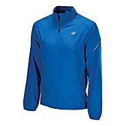 Mens New Balance Sequence Warm-Up Unhooded Jackets