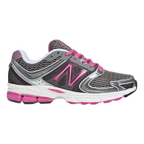 Womens New Balance 770v4 Running Shoe - Komen Pink 12