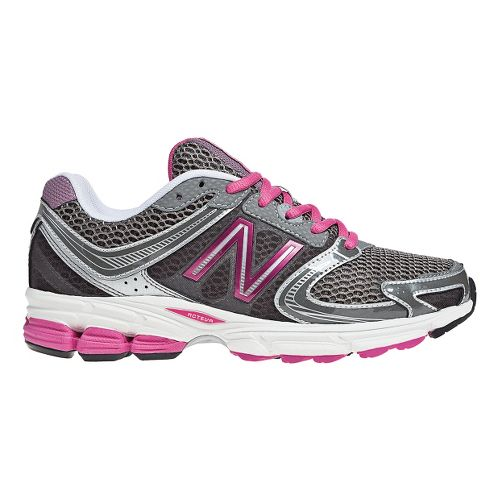 Womens New Balance 770v4 Running Shoe - Komen Pink 5