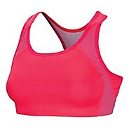 Womens New Balance The Fabulous Framer II Sports Bras