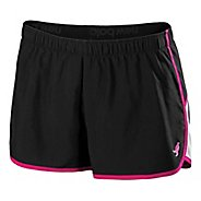 Womens New Balance Komen Momentum Lined Shorts