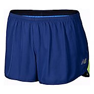 "Mens New Balance 3"" Splits Shorts"