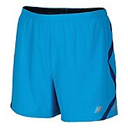 "Mens New Balance 5"" Track Lined Shorts"