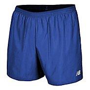 "Mens New Balance 5"" Go 2 Lined Shorts"