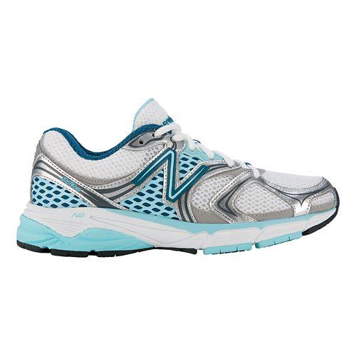 Womens New Balance 940v2 Running Shoe - Water/Pistachio 11.5