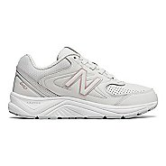 Womens New Balance 840v2 Running Shoe - Grey/Rose Gold 10.5