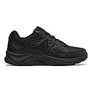 Womens New Balance 840v2 Running Shoe - Black/Black 6