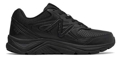 Womens New Balance 840v2 Running Shoe - Black/Black 7