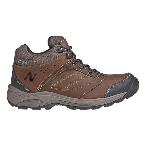 Mens New Balance 1569 Hiking Shoe - Brown 10.5