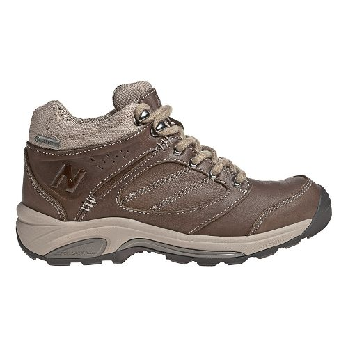 Womens New Balance 1569 Hiking Shoe - Brown 7.5
