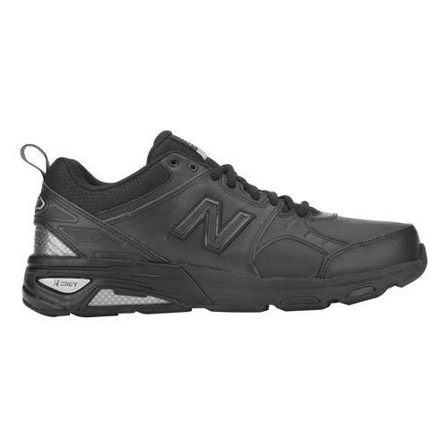 Mens New Balance 857 Cross Training Shoe - Black 7.5