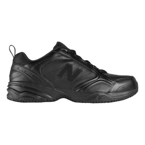 Mens New Balance 626 Walking Shoe - Black 10.5