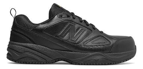 Mens New Balance 627 Walking Shoe - Black 7.5