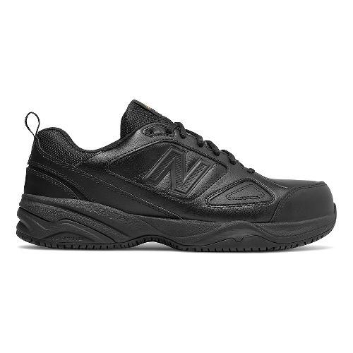 Mens New Balance 627 Walking Shoe - Black 11.5