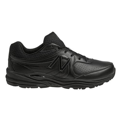 Mens New Balance 840 Walker Walking Shoe - Black 12.5