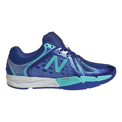 Womens New Balance 997v2 Cross Training Shoe - Blue 6.5