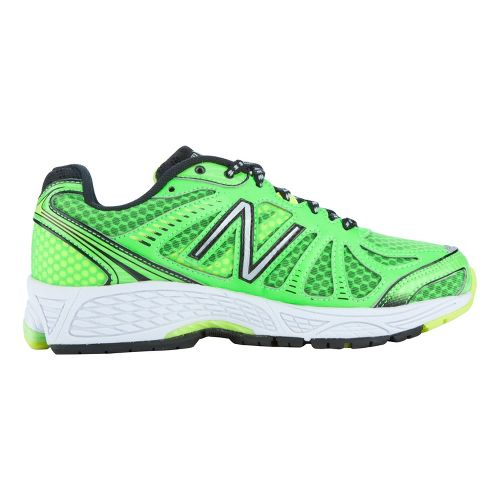 Kids New Balance 880v3 Running Shoe - Green 2
