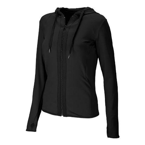 Womens New Balance Ultimate Fitness Running Jackets - Black S