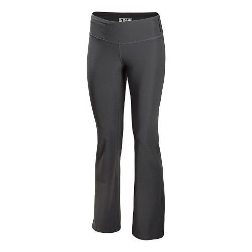 Womens New Balance The Fierce Flare Full Length Pants - Magnet XXL