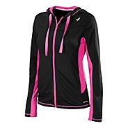 Womens New Balance Komen Stride Running Jackets