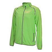 Mens New Balance Hi-Viz Beacon Running Jackets
