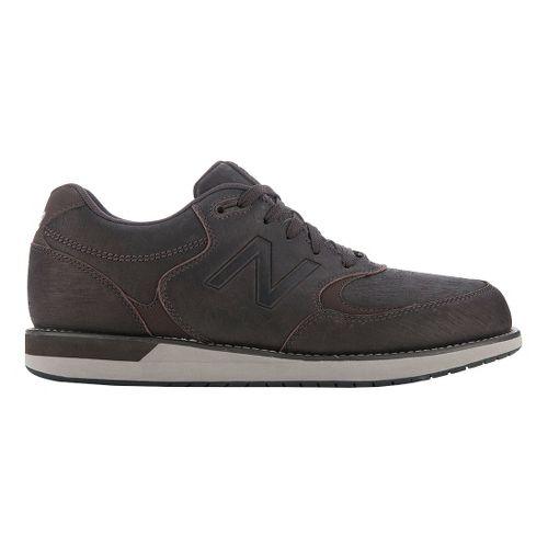 Mens New Balance 985 Walking Shoe - Brown 10