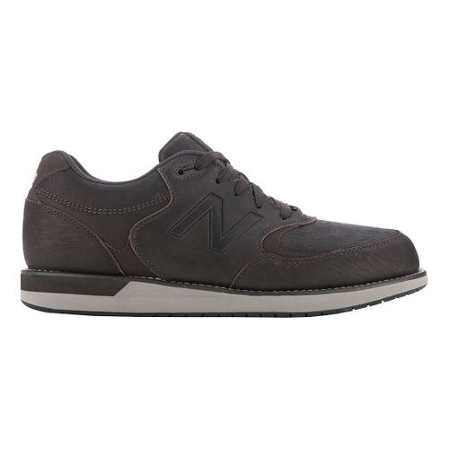Mens New Balance 985 Walking Shoe - Brown 11.5
