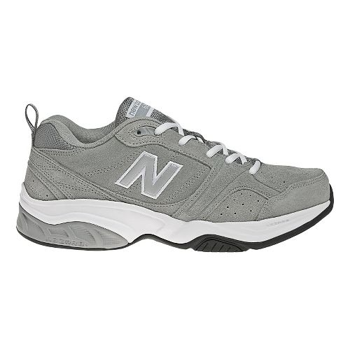 Mens New Balance 623v2 Cross Training Shoe - Grey 7.5