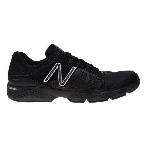 Mens New Balance 813v2 Cross Training Shoe - Black 7.5