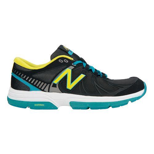 Womens New Balance 813v2 Cross Training Shoe - Black 6.5
