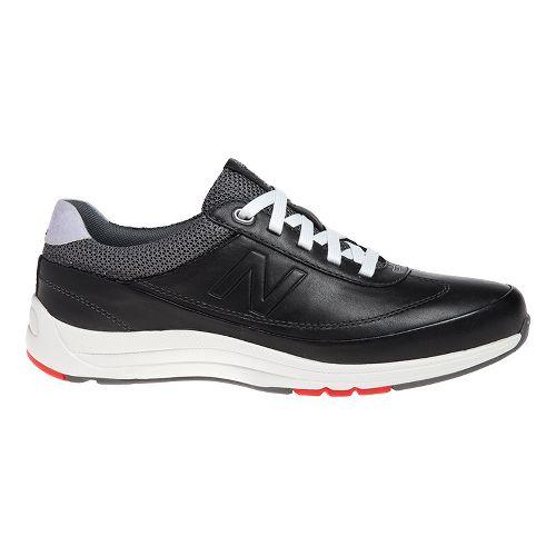 Womens New Balance 980 Walker Walking Shoe - Black 8.5