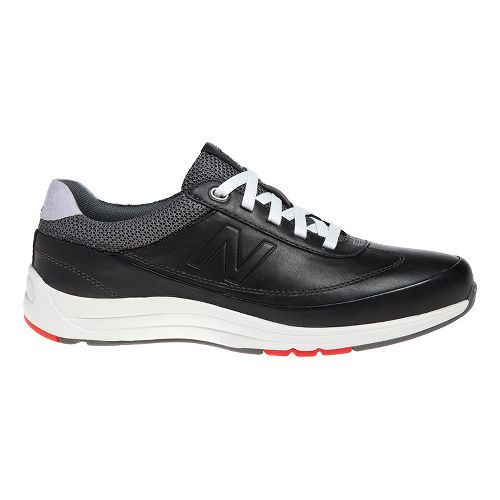 Womens New Balance 980 Walker Walking Shoe - Black 8.5