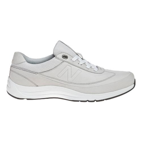 Womens New Balance 980 Walker Walking Shoe - Light Grey 5