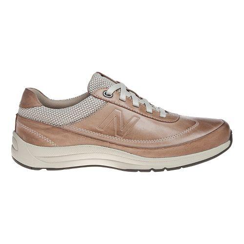 Womens New Balance 980 Walker Walking Shoe - Tan 5.5