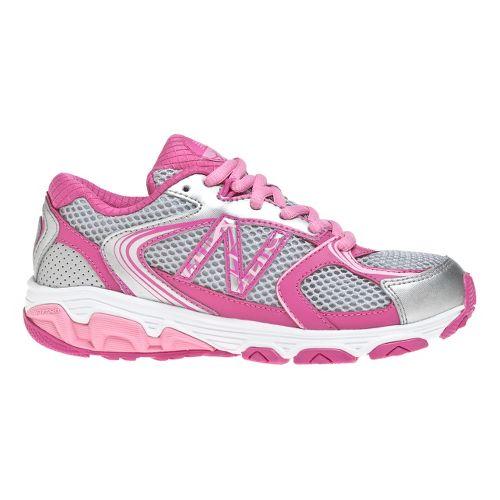 Kids New Balance 635 Running Shoe - Komen Pink 1