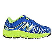 Kids New Balance 890v4 - Partial Velcro Running Shoe