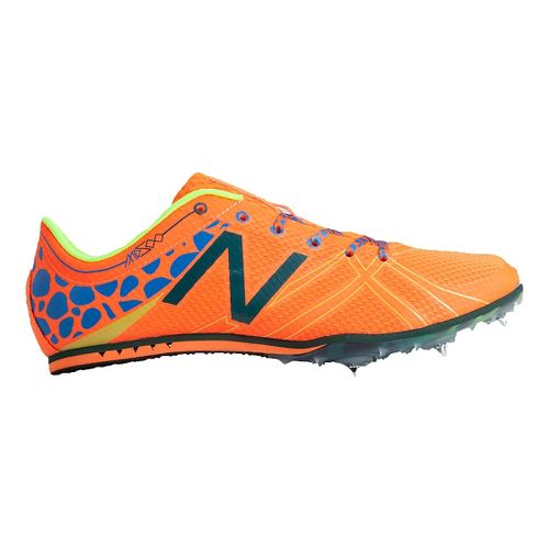 Mens New Balance MD500v3 Racing Shoe - Dynamite/Elec Blue 10.5