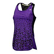 Womens New Balance Impact Tunic Tanks Technical Tops