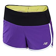 "Womens New Balance Impact 3"" Lined Shorts"