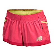Womens New Balance Boylston Short Shorts