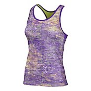 Womens New Balance Get Back Racerback Sport Top Bras