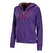 Womens New Balance Essentials Full Zip Running Jackets